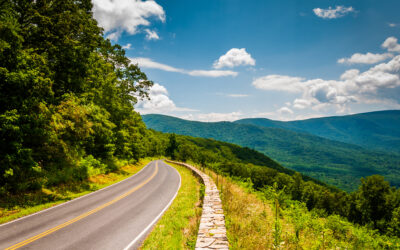 9 Amazing Scenic Drives in National Parks