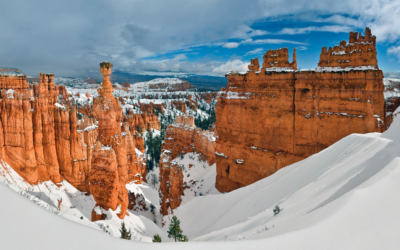 7 Top-Rated National Parks That Are Beautiful in Winter