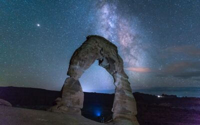9 Out-of-this-World National Parks for Stargazing