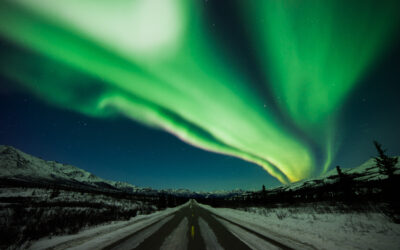 The Top Places to See Northern Lights from National Parks