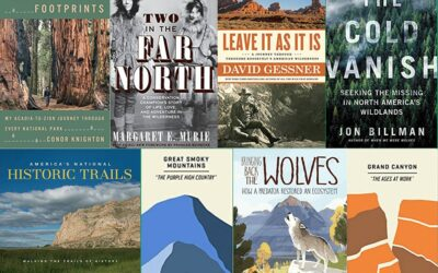 The Best New Books to Gift National Park Lovers in 2020