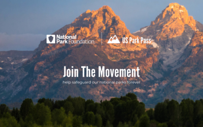 US Park Pass Partners with the National Park Foundation